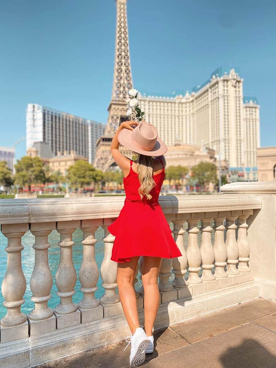 Vestido Paris Rojo